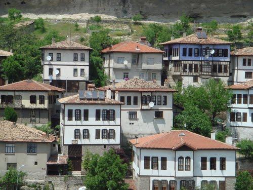 safranbolu evlerii